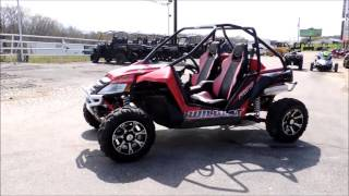 4. 2013 Arctic Cat Wildcat 1000 HO Ltd