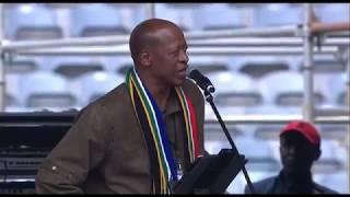 Video Mzwakhe Mbuli pays a moving tribute to Mama Winnie MP3, 3GP, MP4, WEBM, AVI, FLV Juli 2018