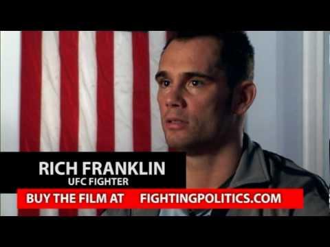 Rich Franklin talks MMA Money and NFL vs MMA