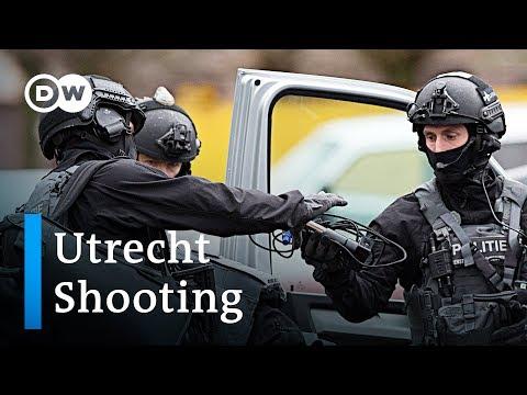 Video - Ουτρέχτη: Βίντεο από την σύλληψη του 37χρονου δράστη