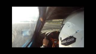 Domino Drift Team Sándor Ádám BMW E36 M3 Tököl