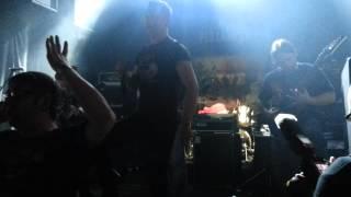 Video Victims - Solar Flare Homicide (Emmure cover) live Plzen