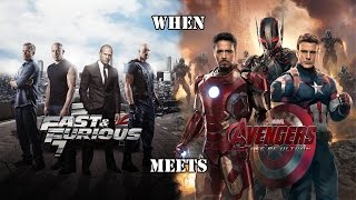 Nonton When FURIOUS 7 meets AVENGERS 2 | Mashup Trailer | HD 1080p Film Subtitle Indonesia Streaming Movie Download