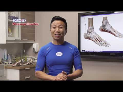 DR  HO'S Massage Insoles from www.homemedics.com.au