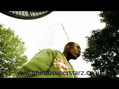 STORMZY - THE UK RAP SCENE (GHETTO SUPERSTARZ)