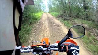 3. KTM 525 EXC First Test Ride HD