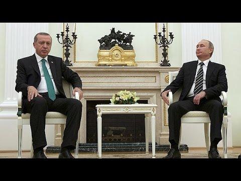 Συγγνώμη Ερντογάν στον Πούτιν για την κατάρριψη του ρωσικού πολεμικού αεροσκάφους