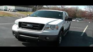 FOR SALE 2008 FORD F-150 FX4, 1 OWNER FRESH TRADE !! STK # P5528