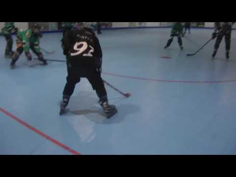 Bullets v Khaos 3rd Place Play Off Bipha Roller Hockey Nationals U14 18 6 2017