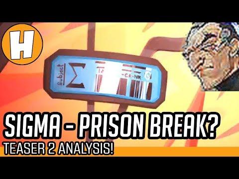 Overwatch - Sigma Teaser #2 ANALYSIS - Prison Break?! | Hammeh