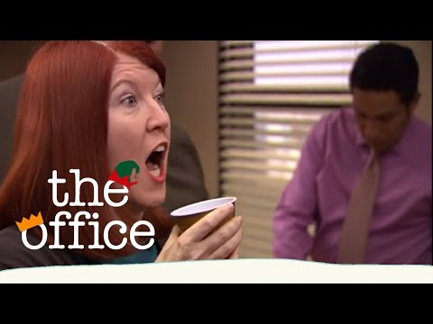 DAY 3: a Moroccan Christmas // The Office US