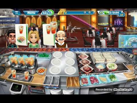 Cooking Fever Hell's Kitchen Level 20