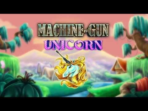 Machine Gun Unicorn Video Slot Game - Teaser