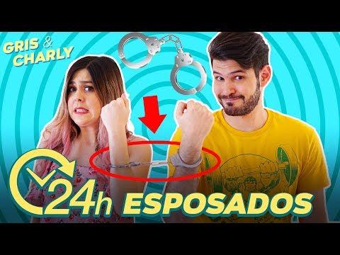24 HORAS ESPOSADOS | GRIS Y CHARLY