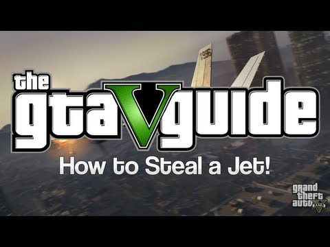 best method - GTA 5 has awesome jets! Now you can get one easily! ▻ Subscribe Sir! ▻ http://www.youtube.com/user/olli43?sub_confirmation=1 Follow Me on Twitter - http://tw...