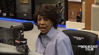 Show Highlight: Maxine Waters Shares Empowering Words On Fighting The Struggle