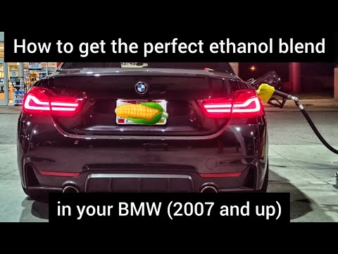 How to calculate an Ethanol Mix on your BMW (E30, E50, etc)