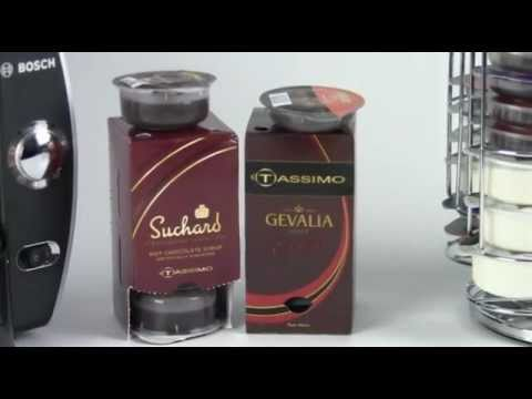 Tassimo Mocha – Using Tassimo Coffee Maker