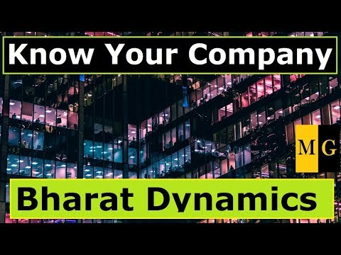 Bharat Dynamics   | Know Your Company by Markets Guruji
