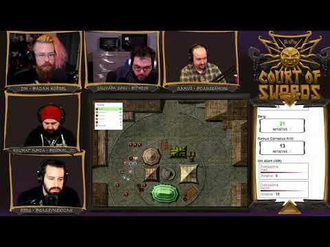 RollPlay - Court of Swords - S4 - Week 65, Part 2 - Angels (видео)