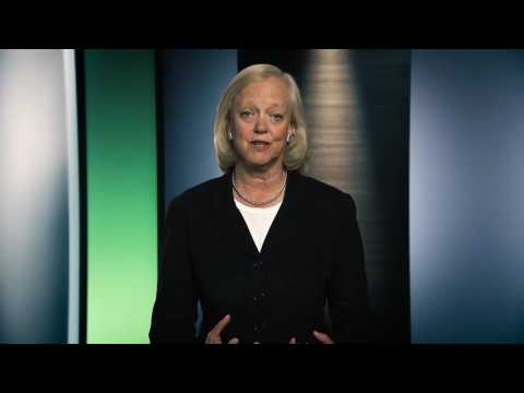 The BURJ CEO Awards with Meg Whitman, President & CEO Hewlett Packard Enterprise
