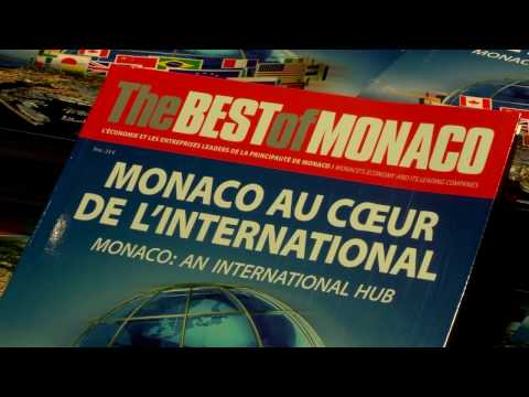 "Launch of the latest ""Best of Monaco"""