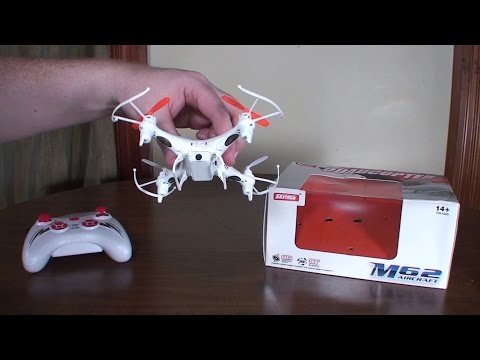 Holy Stone® M62R Mini RC Quadcopter with camera