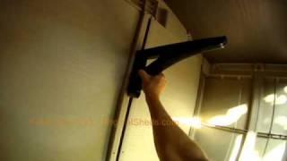 Keter Shed - Plastic Storage Shed Interior Shots