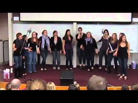 UMaine Renaissance sings Survivor