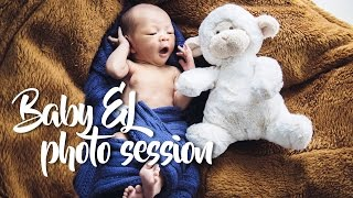 Video Baby el photo session #keluargael MP3, 3GP, MP4, WEBM, AVI, FLV Februari 2018