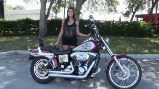 6. 2005 Harley Dyna Wide Glide for sale - Vance and Hines Pipes