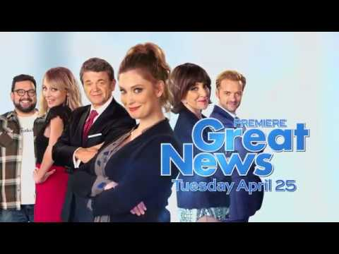 Great News Season 1 Promo
