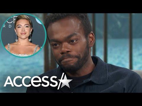 William Jackson Harper Reveals He Broke Florence Pugh's Critics' Choice Dress By Giving Her A 'Big H