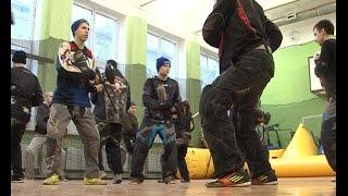 Новгородцы смогли получить мастер-класс от известного специалиста по спортивному пейнтболу