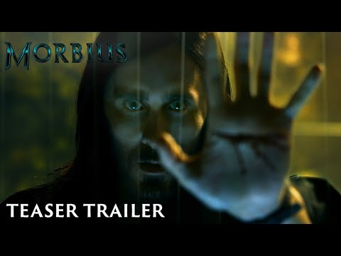 MORBIUS - Teaser Trailer (greek subs)