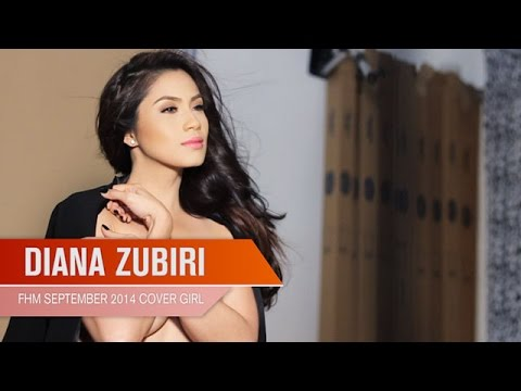 Diana Zubiri – FHM Cover Girl September 2014