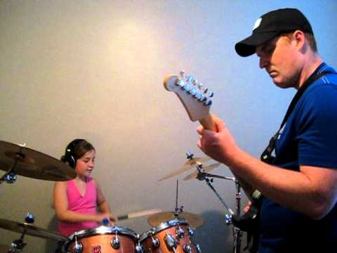 Uncle and Niece jamming together
