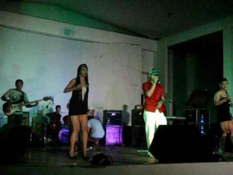 "6k Band (Dumaguete City) Performing ""Sexy Lady"" By MC Magic Live In Amlan!!!"