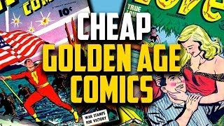 How to Buy Cheap Golden Age.