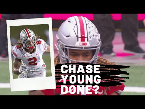 BREAKING  NEWS Chase Young SUSPENDED  INDEFINITELY