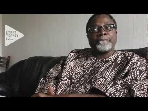 Nigerian Mahmood Ali-Balogun discusses his film Tango With Me