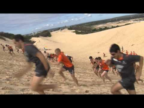 【AFL】砂地チームトレーニング