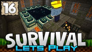 Video KILLING THE ENDER DRAGON!!! - Survival Let's Play Ep. 16 - Minecraft 1.2 (PE W10 XB1) MP3, 3GP, MP4, WEBM, AVI, FLV Juni 2018