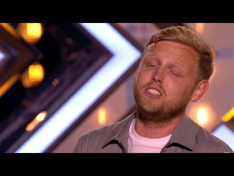 Gary Barker: Judges Ask Him to Sing Another Song, Then... WOW!! The X Factor UK 2017_TV műsorok, celebek és extrém időjárás videók toplistája