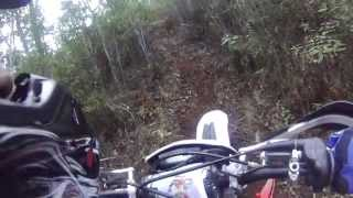 2. The steepest hill in the universe 2013- Husqvarna WR 250