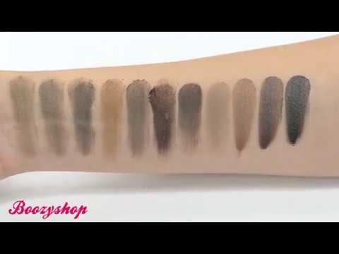 BH Cosmetics BH Cosmetics Studio Pro Ultimate Brow Palette