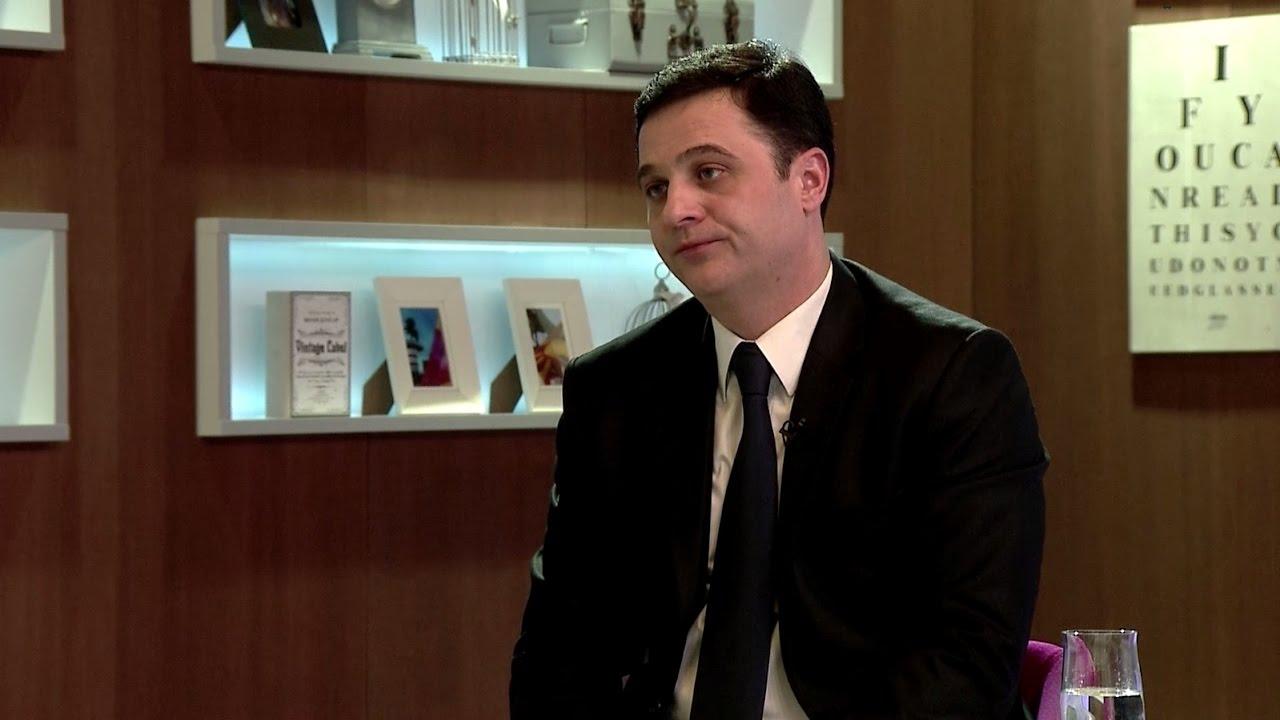Универзитетскиот професор Александар Климовски во вестите на ТВ Нова
