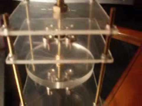 magnetic bearing Concept (видео)