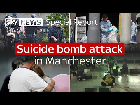 Special Report: Manchester terror attack