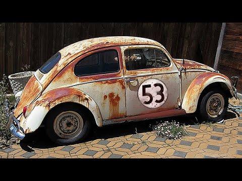 Herbie The Love Bug - Custom VW Beetle Replica